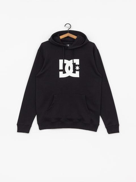 DC Star HD Hoodie (black/white)