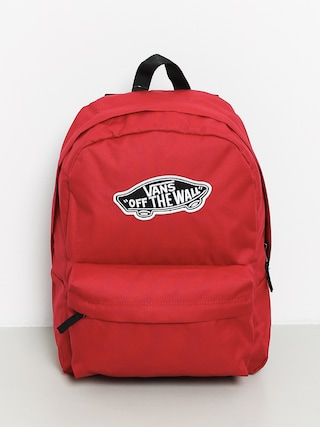 Vans Realm Backpack Wmn (cerise)