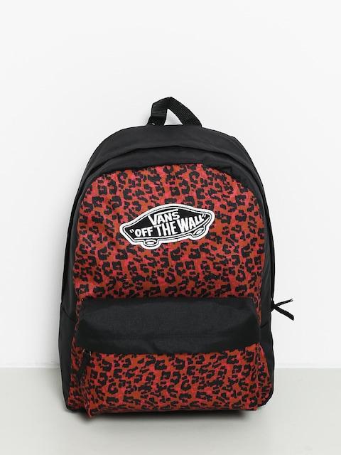 Vans Realm Backpack Wmn (wild leopard)