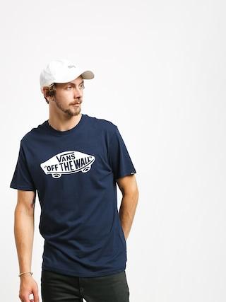 Vans Otw T-shirt (dress blues/white)