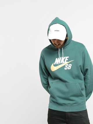 Nike SB Icon HD Hoodie (bicoastal/celestial gold)