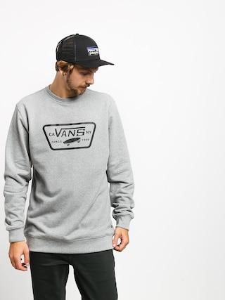 Vans Full Patch Sweatshirt (cement heather)