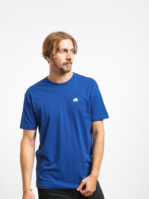 Enjoi Small Blue Panda Patch T-shirt
