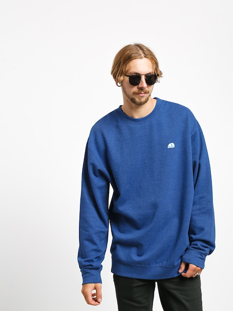 Enjoi Small Blue Panda Patch Sweatshirt