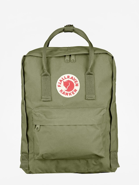 Fjallraven Kanken Backpack (green)