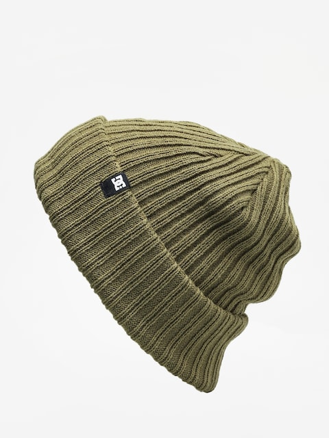DC Fish And Destroy Beanie (fatigue green)