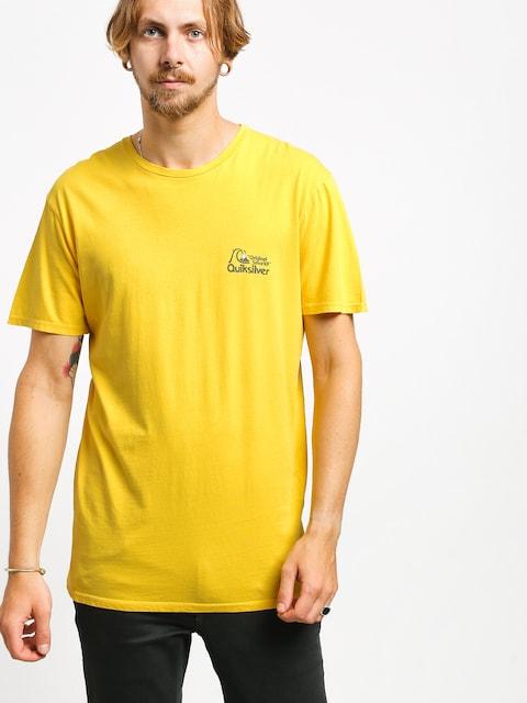 Quiksilver Bouncing Heart T-shirt (sulphur)