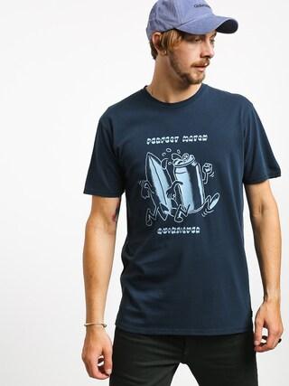 Quiksilver Tin Can Love T-shirt (moonlit ocean)