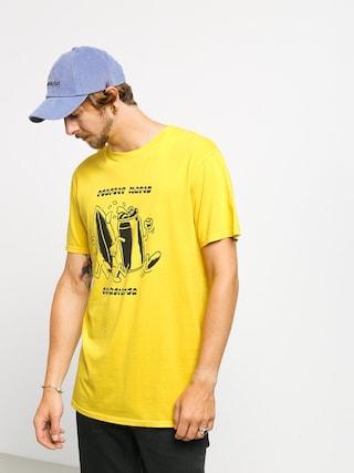 Quiksilver Tin Can Love T-shirt (sulphur)
