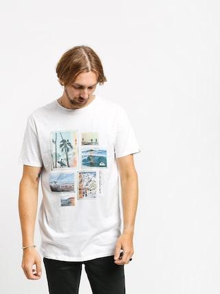 Quiksilver Island Location T-shirt (white)