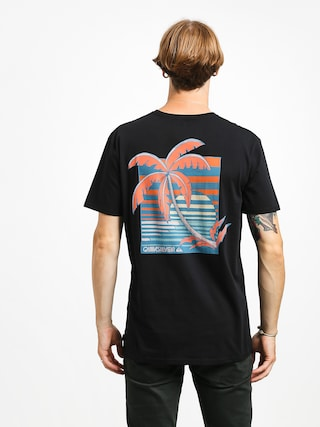 Quiksilver In The Jungle T-shirt (black)