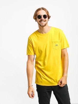 Quiksilver Above The Lip T-shirt (sulphur)