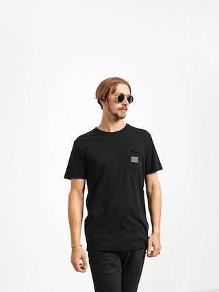 Quiksilver Above The Lip T-shirt (black)