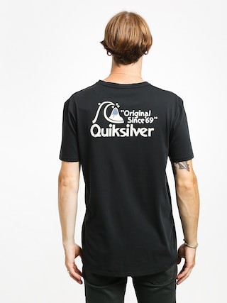 Quiksilver Bouncing Heart T-shirt (black)