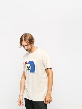 Quiksilver Abstract Session T-shirt (brazilian sand)