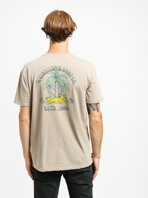 Quiksilver Above The Up T-shirt