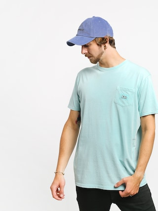 Quiksilver Above The Lip T-shirt (pastel turquoise)