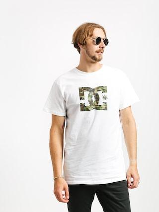 DC Star T-shirt (snow white/camo)