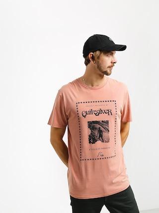 Quiksilver Locals Paradise T-shirt (rose dawn)