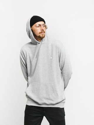 DC Rebel 3 HD Hoodie (grey heather)