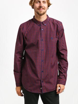 Element Icon Gingham Shirt (ink)
