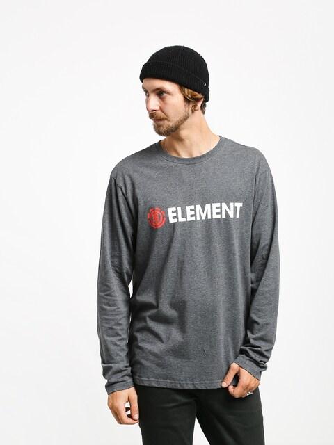 Element Blazin Longsleeve (charcoal heathe)