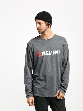 Element Blazin Longsleeve (charcoal heathe)