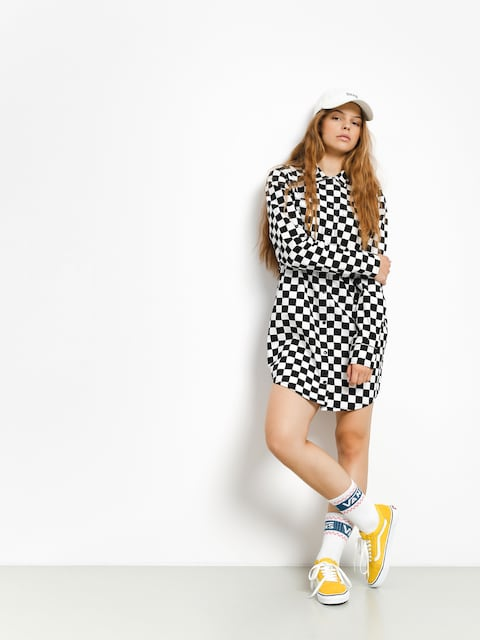 Vans Broadway II Check Dress Wmn (checkerboard)
