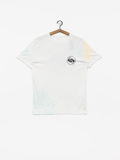 Quiksilver Omni Logo T-shirt (white)