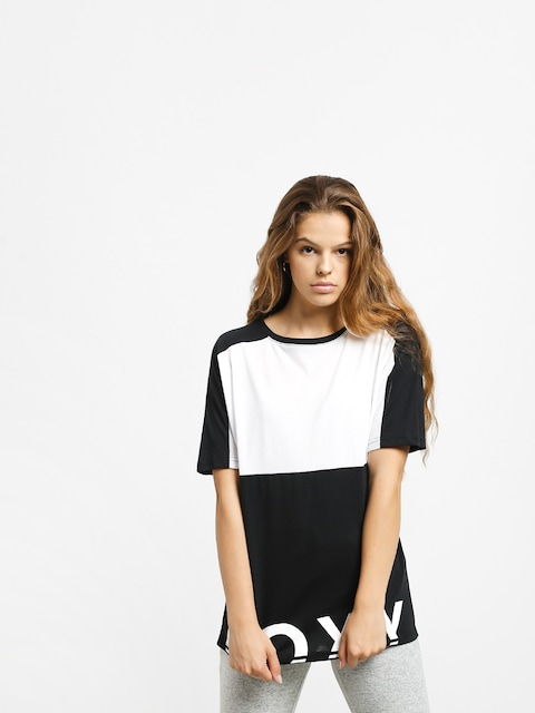 Roxy In The Moon Mood T-shirt Wmn (true black)