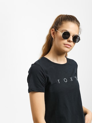 Roxy Red Sunset T-shirt Wmn (true black)