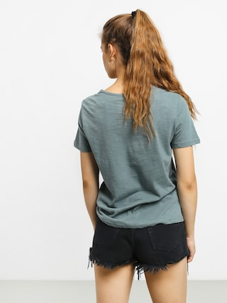 Roxy Red Sunset T-shirt Wmn (trooper)