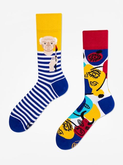 Many Mornings Picassocks Socks (multi)