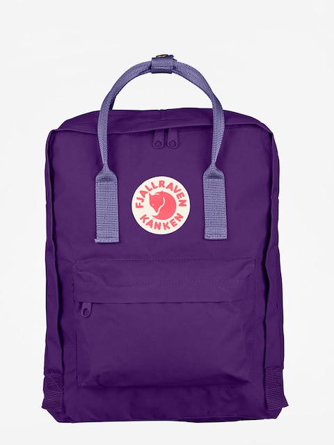 Fjallraven Kanken Backpack (purple-violet)