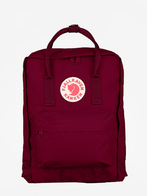 Fjallraven Kanken Backpack (plum)