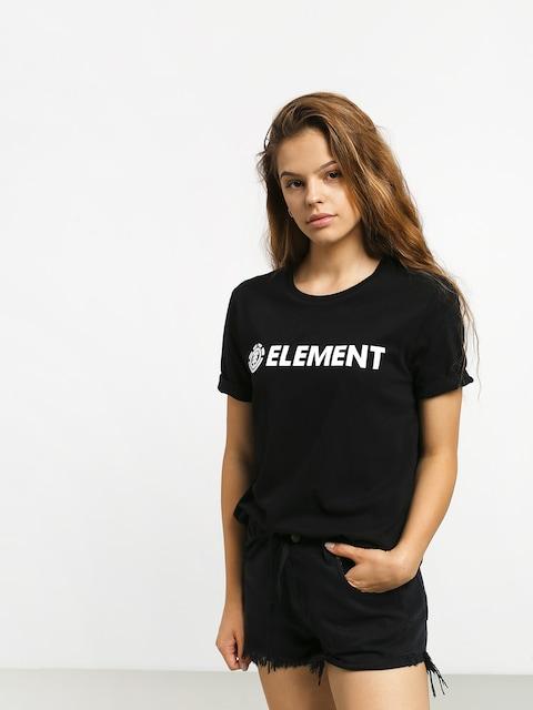 Element Logo T-shirt Wmn