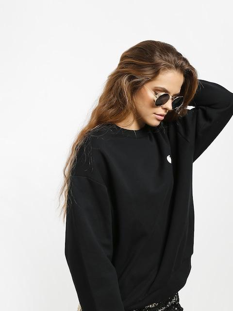 Carhartt WIP Hartt Sweatshirt Wmn (black/wax)