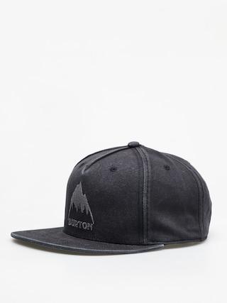 Burton Roustabout Cap (true black)