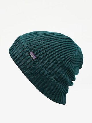 Patagonia Fishermans Rolled Beanie (piki green)