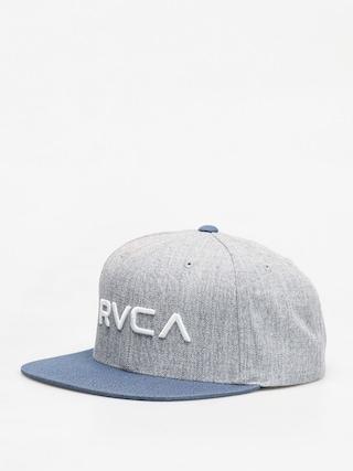 RVCA Rvca Twill Snapback ZD Cap (grey blue)