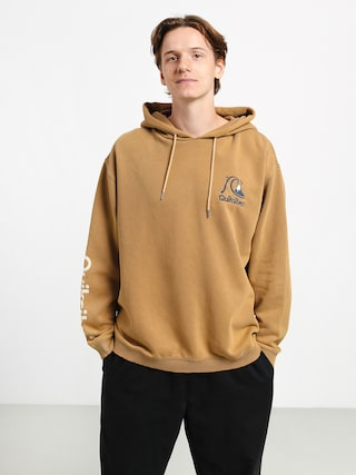 Quiksilver Sweet As Slab HD Hoodie (caribou)