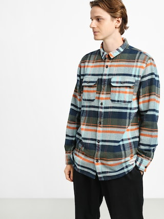 Quiksilver Howe Waters Shirt (thyme howe waters)