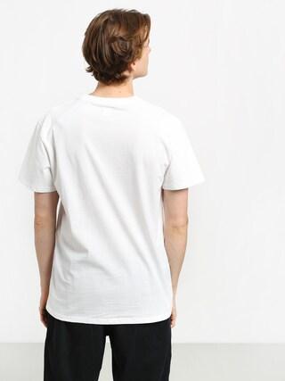 DC Circle Star T-shirt (snow white/black)