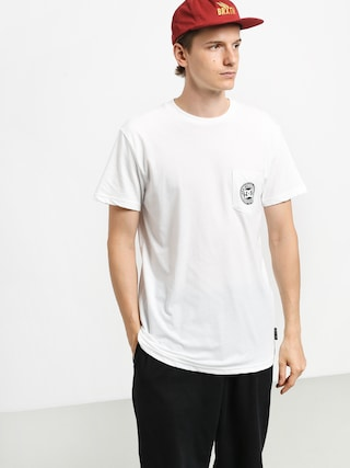 DC Basic Pocket T-shirt (snow white)