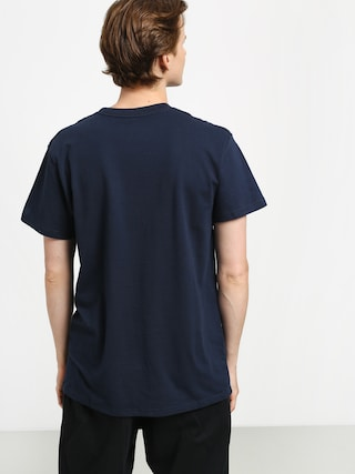 DC Star T-shirt (black iris/orange p)