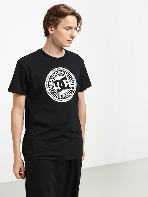 DC Circle Star T-shirt (black/white)