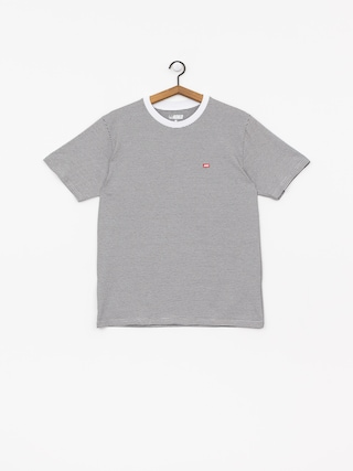 Koka Stripes Label T-shirt (black)