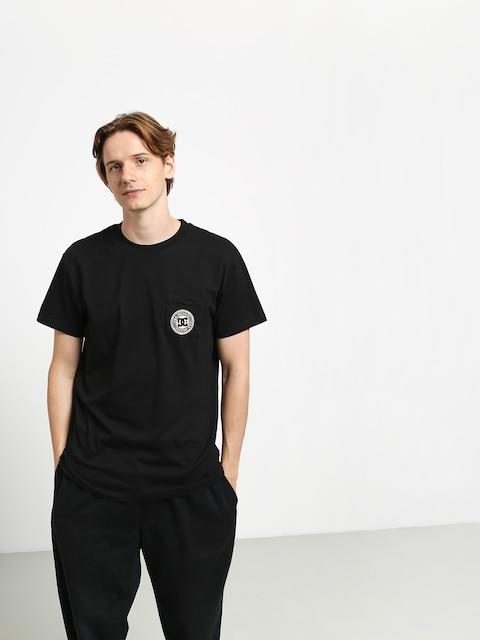 DC Basic Pocket T-shirt (black)