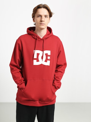 DC Star HD Hoodie (chili pepper/white)