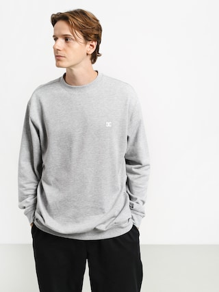DC Rebel Crew 3 Sweatshirt (grey heather)